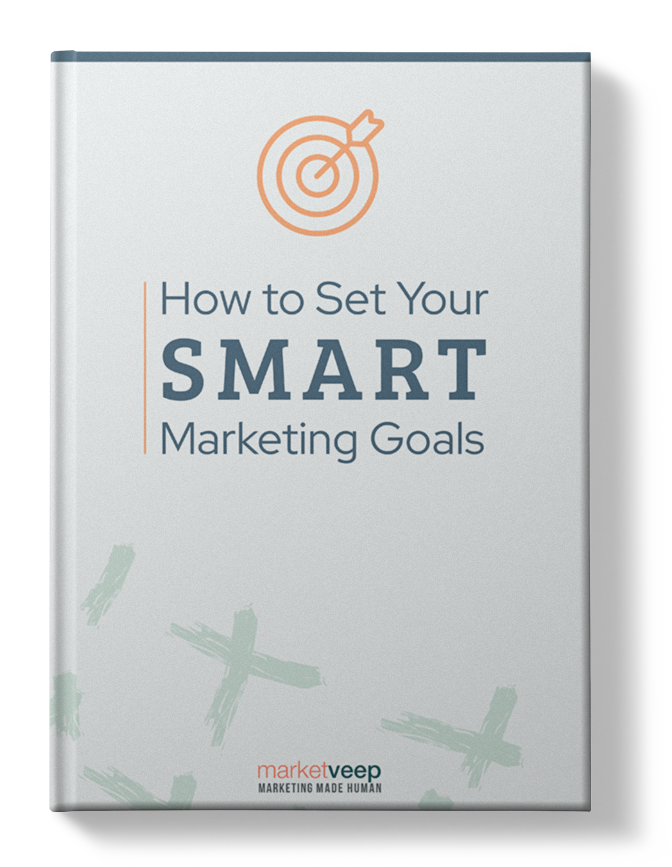 How to Set Your SMART Marketing Goals Mockup Shadow